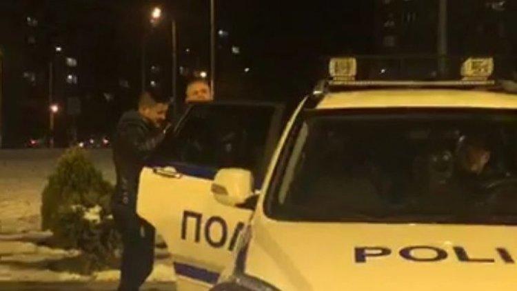 Ден пореден от протестите в Перник. Инспектор Антов към колега: На госпожа Галеева да се състави разпореждане да не протестира и ако го наруши….