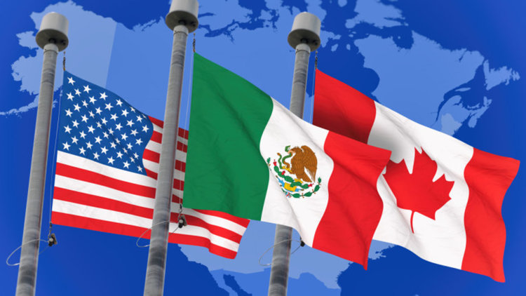 САЩ, Канада и Мексико подписаха новото търговско споразумение