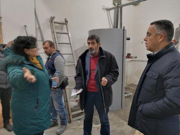 """Приключва ремонтът в СУ """"Отец Паисий"""", на 10 декември обновеното училище отваря врати за своите ученици"""