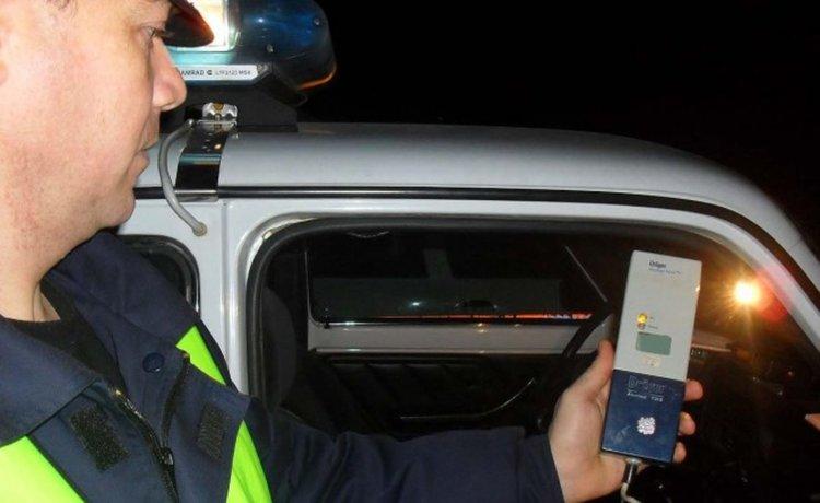 25 годишен задържан да шофира след употреба на наркотици