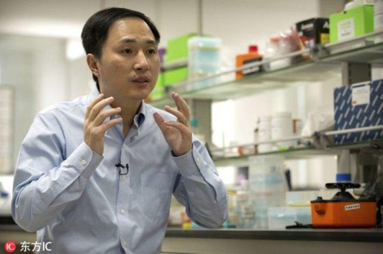 Изчезна китайският учен, който създаде първите генно редактирани бебета в света