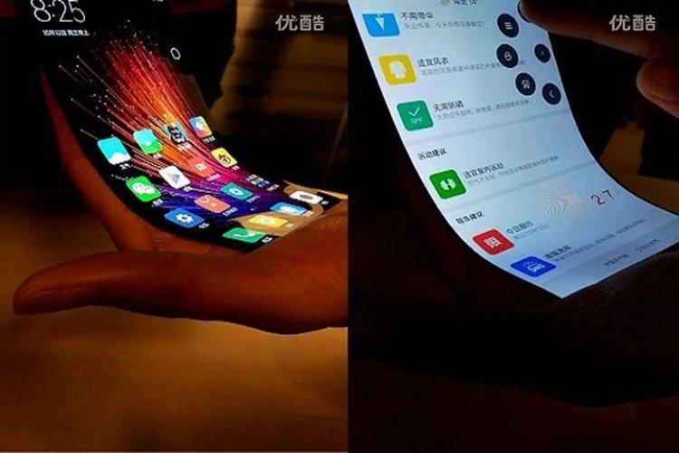 Гъвкавите дисплеи и 5G технологията ще движат пазара през 2019 г