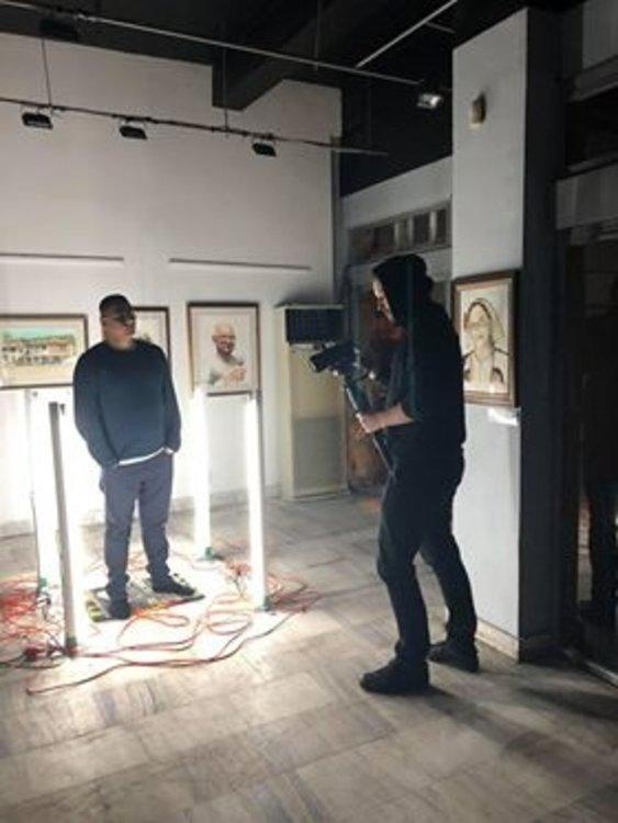 """Кърджалийският рапър """"Денис Христов снима клип в родния си град"""