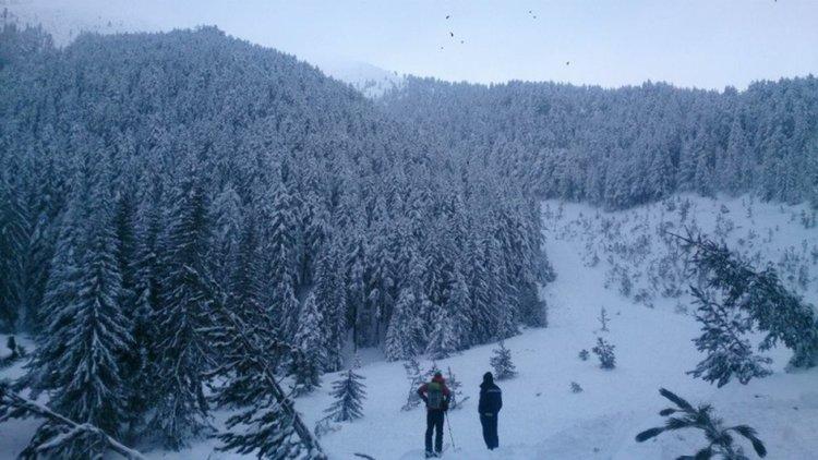 Три часа издирваха изчезнал сноубордист в Банско