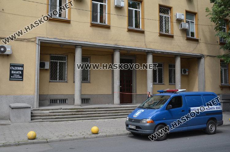 Задържат в Хасково турчин, откраднал автобус в Италия