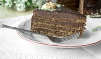 Шоколадова торта тип Гараш