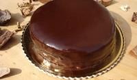 Бърза шоколадова торта с кафе