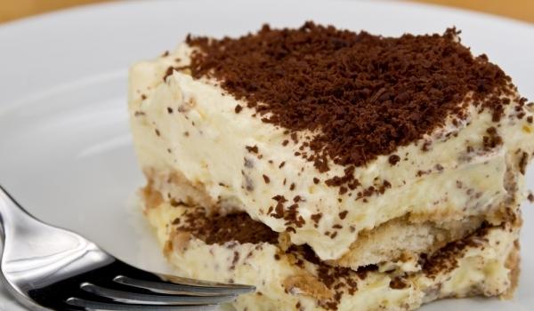 Сиропирана домашна торта