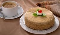 Пандишпанова торта с крем