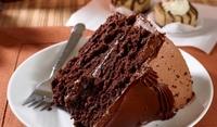 Шоколадова торта с портокалов аромат