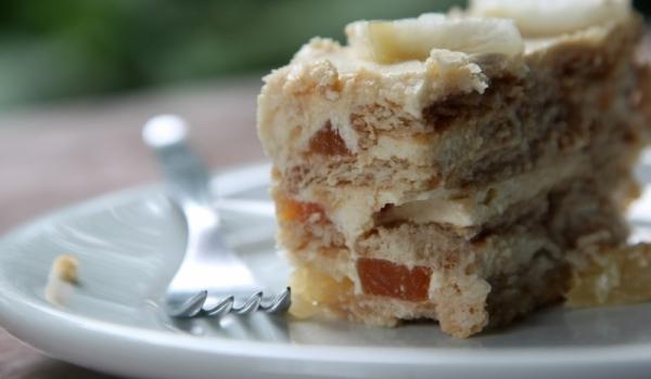 Кроасанова торта