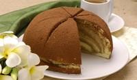 Шоколадова торта с рула