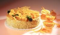 Портокалова торта