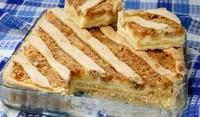 Бисквитена торта с ром