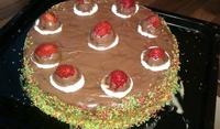 Лесна шоколадова торта