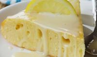 Лимонова глазура