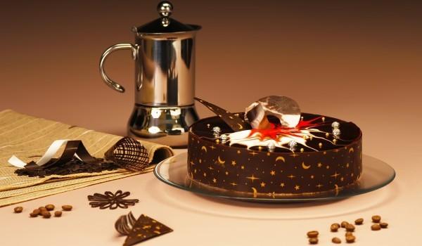 Какаова торта