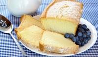 Френски кекс с извара