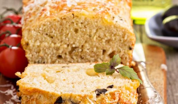 Солен кекс с пълнозърнесто брашно