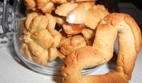 Шприцовани ванилови сладки