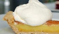 Маслен пирог с лимон