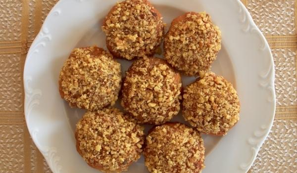 Постни медени бисквити