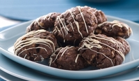 Шоколадови курабии с мас