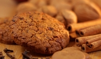 Бисквити с канела и орехи
