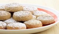 Бисквити с тиква и портокалова кора