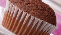 Шоколадови мъфини с портокалов вкус