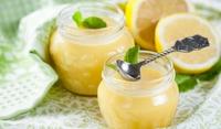 Крем от круши и лимони