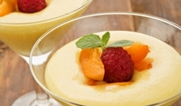 Портокалов крем с бяло вино