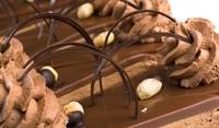 Шоколадов крем за торта без яйца