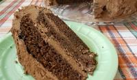Какаов крем за торта