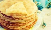 Супер тънки палачинки по руски