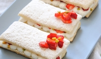 Френски ванилови пастички от бутертесто