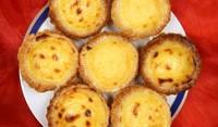 Мъфини от бутер тесто