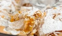 Баница с кайсии и орехи