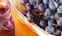 Сладко от грозде с орехи