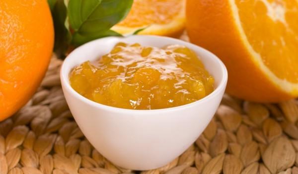 Конфитюр от портокали