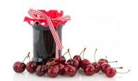 Конфитюр от вишни и пъпеш
