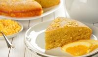 Портокалов кекс без захар