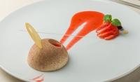 Шоколадов десерт с маскарпоне и розмарин