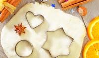 Фигурки от захарно тесто
