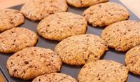 Белгийски бисквити с орехи