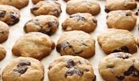 Бисквити с шоколад и карамел