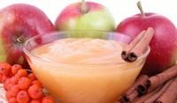 Пюре от ябълки