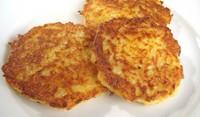 Унгарски картофени кюфтета (Potato latkes)