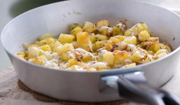 Картофи с кимион