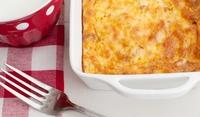 Суфле от картофи с кашкавал